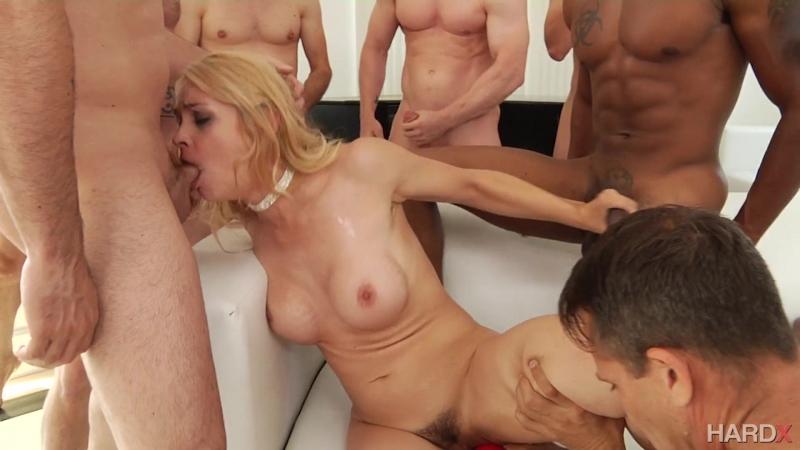 Sarah Vandella Blow Bang Vandella Anal Porno, Sex, Gape, Глубокий Анал, Жесткий