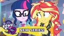 MLP: Equestria Girls Polska - 'Applejack Investigates' 🔍 Rollercoaster Przyjazni 🎢 Czesc 3