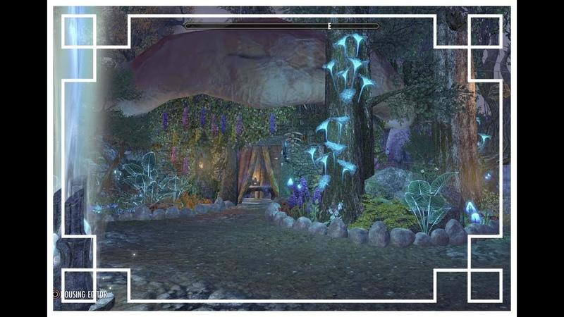 ESO Housing Fairy Mushroom House