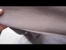 Кашкорсе 2-нитка серый