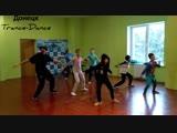 Хип-хоп. Новички. Тренер Влад Бабин. Студия танцев TRANCE-DANCE, Донецк