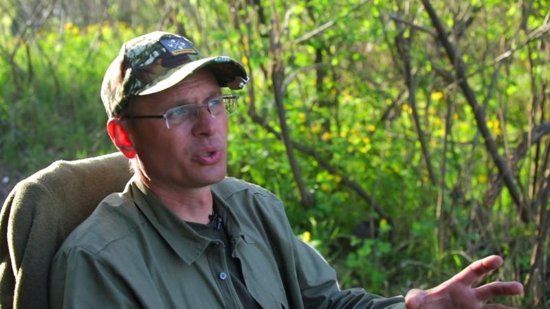 Ловля Карася на Днепре Рыбалка с Дядей Федором №18