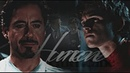 ❖ Peter Parker Tony Stark l Hurricane [IW SPOILERS]