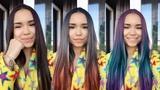 Hair Color Change Challenge Musically and TikTok Compilation #HairColorChallenge