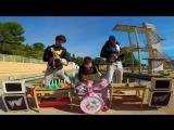Nirvana - Smells like teen spirit на детских инструментах (VHS Video)