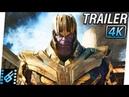 AVENGERS INFINITY WAR IMAX Trailer 2 2018 4K Ultra HD Robert Downey Jr Chris Evans Tom Holland