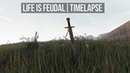 Life is Feudal MMO | Timelapse 2