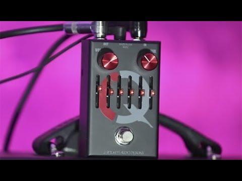 Review Demo - J. Rockett Audio Designs I.Q. Compressor