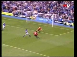 Ole Gunnar Solskjaers Manchester United Goals From Mutv