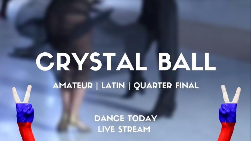Am LAT QF | live stream | Crystal Ball 2019 | WDC