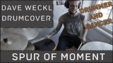 Drummer and Dancer DrumCover Dave Weckl Band Spur Of Moment 0+