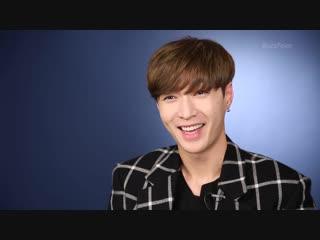 181123 EXO's Lay @ BuzzFeed Celeb Interview