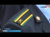 Будущие пограничники приняли присягу в Ставрополе
