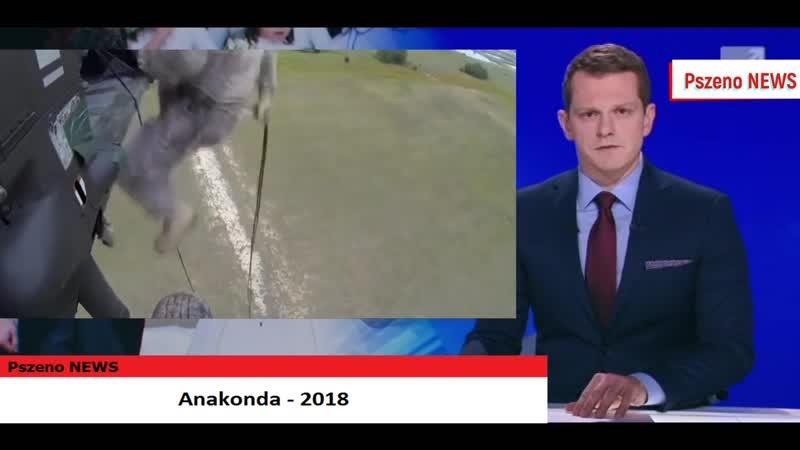 Pszeno NEWS - польские новости. Выпуск 1