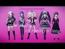 【MMD x Danganronpa】.:: Five Nights At Freddy's Song ::.