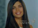 Сара Сампайо в рекламе шампуня «Pantene» — 2007 год