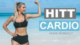 HIIT Cardio Workout - FULL BODY CALORIE BURN Rebecca Louise