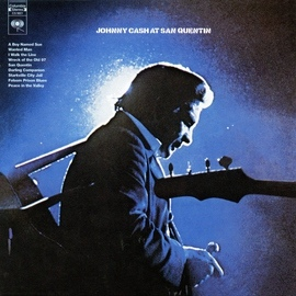 Johnny Cash альбом Johnny Cash At San Quentin (Live)