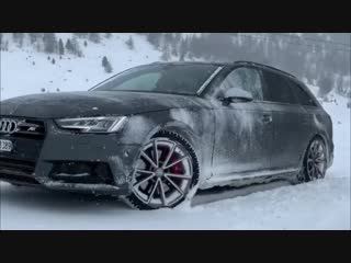 Audi ABT S4 B9 Quattro - Winter fun 2019!