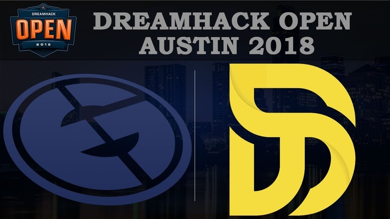 EG vs Disrupt Map2 | Rainbow Six VODs | DreamHack Austin 2018 - Playoff (03.06.2018)