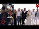 Ohh el arduc de Bari se sintió solo sin Elçin En la ceremonia de matrimonio de su amigo cercano