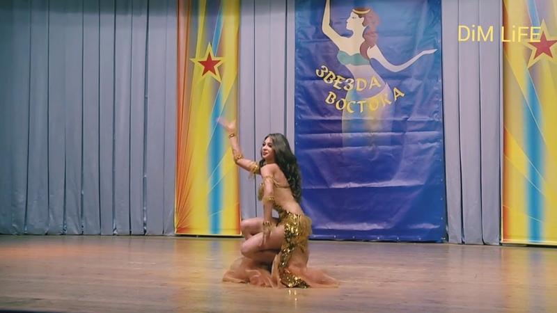 Арабский танец ( живот танец )
