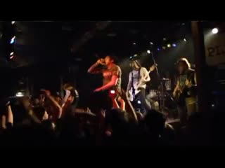 Norma Jean - Robots - 3 . Humans - 0. Live in Plan B club Moscow. Classic Krank, Fryette sound