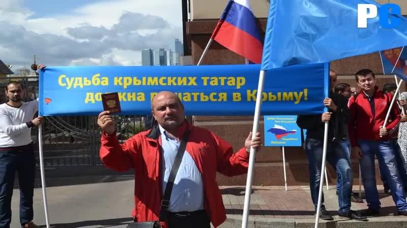 Крым резко ответил Зеленскому, собравшемуся спасать их от «оккупации»