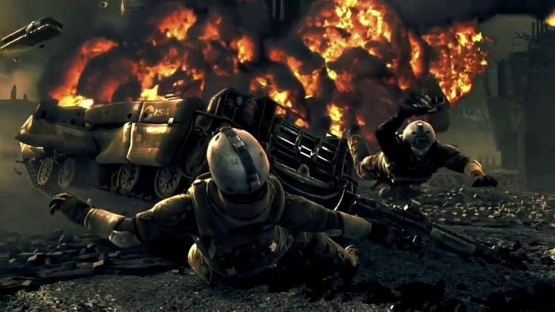 Helghast Killzone Tribute [This Fire Burns]