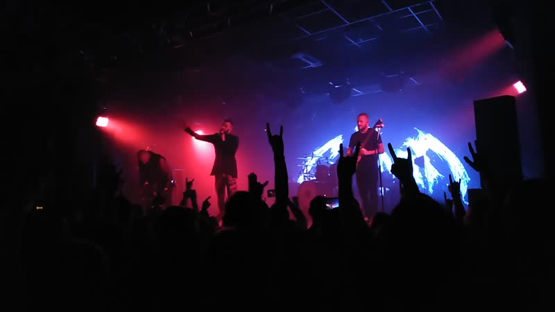 Caliban - Paralyzed (live 19.10.18, St. Petersburg)