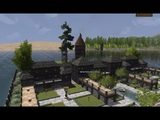 Путешествие по руинам - Wurm Online #01
