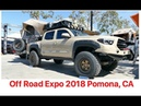 Off Road Expo 2018 Pomona Ca overland vehicles everywhere