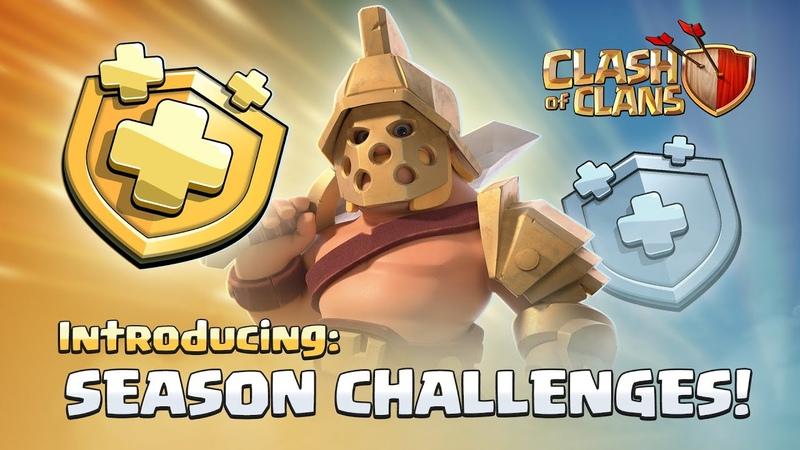 Season Challenges NEW UPDATE! (Clash of Clans Developer Update) |Sc studio