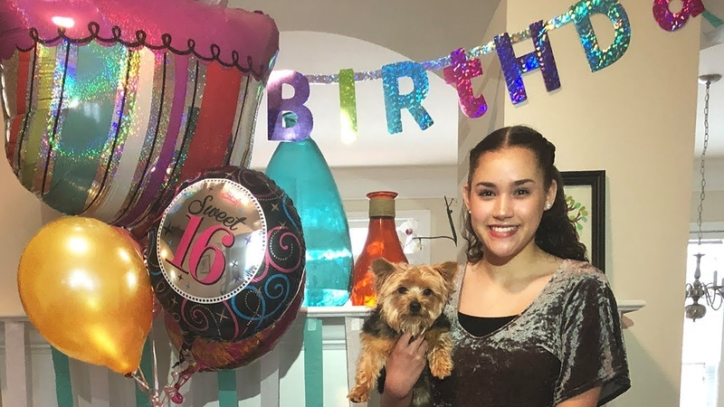 Gracie's 16th Birthday Safari!