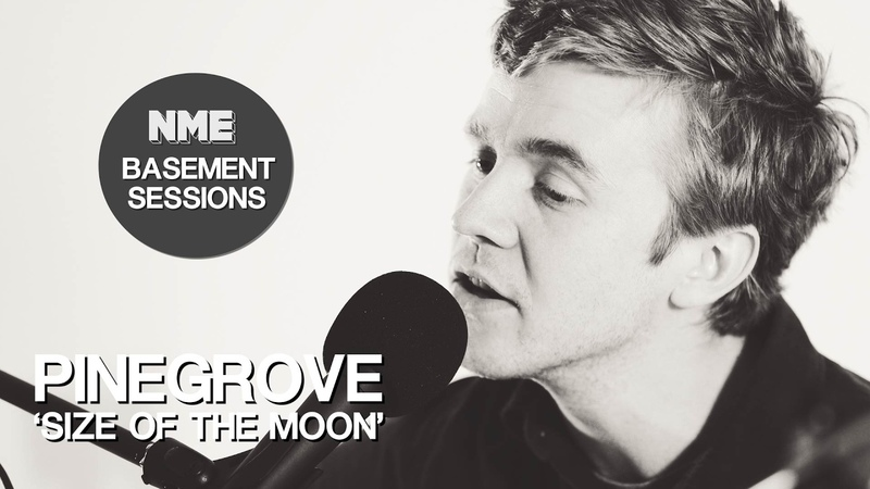 Pinegrove, 'Size of the Moon' - NME Basement Sessions