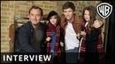 Fantastic Beasts The Crimes of Grindelwald Back To Hogwarts Interview Warner Bros UK