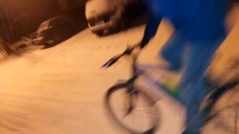 Сафоново встречает зиму