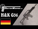 HK G36 Germany Adopts the 5.56mm Cartridge