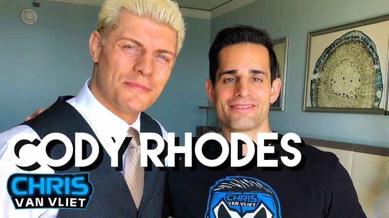 Cody Rhodes on AEW's Championship, live TV details, pyro, Double or Nothing, wins losses record