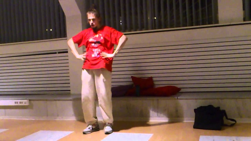 Wave (D-Lux) - Popping Freestyle 2014 (2)