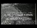 Il Manifesto per la difesa della razza e le leggi razziali italiane