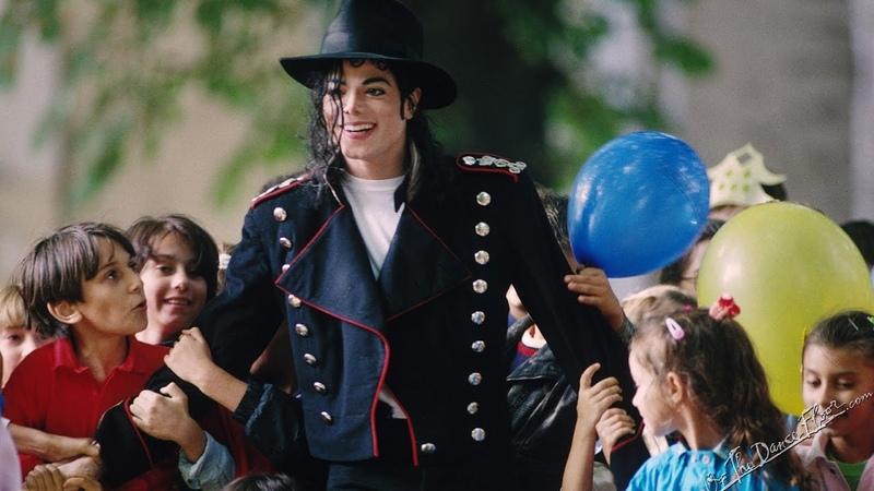 Michael Jackson talks about his love for children MJ parla del suo amore per i bambini