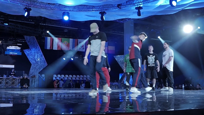 Back2School vs OBC ↔ ¼ ↔ crew 5x5 ↔ Russian Open Breaking Championship 2018 ↔ MSK ↔ 22•10•18