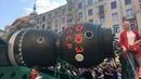 Москва. День города (1/8) на Тверской (hyperlapse) | Moscow 870. City Day on Tverskaya Street