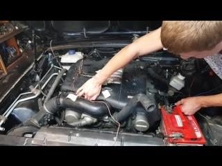 ГАЗ 3102 1UZ-FE VVT-I