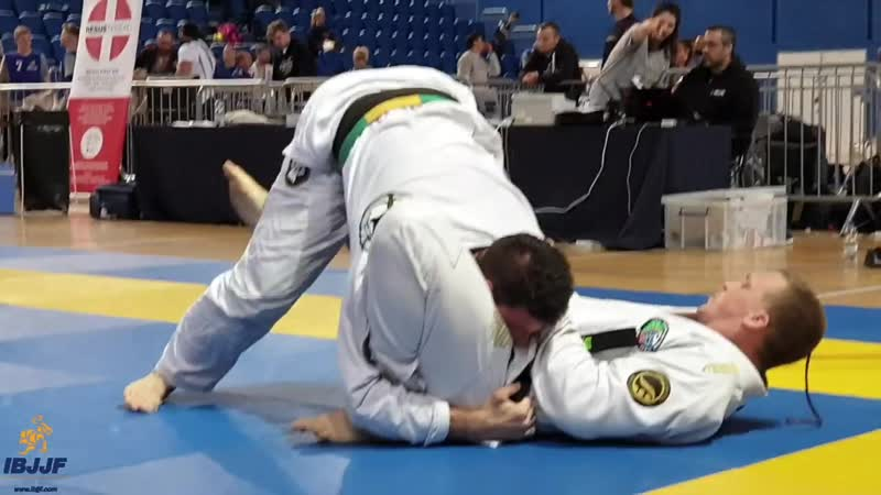 Daniel Hampton vs Dmitrii Vostrikov _ Ireland National 2019 Open Class Final