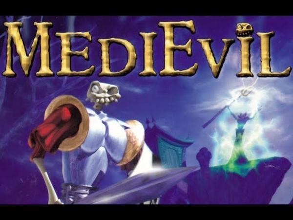 Medievil №4 Долбаный босс