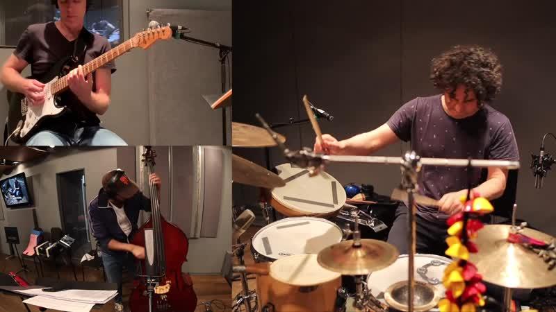 John Hadfield Trio - Last Free Impro