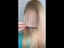 Голивудское наращевание, вышивание трессы на косу 😊👍🏼 одна косичка 1000