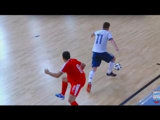 Товарищеские матчи. Россия v Сербия. Игра №2. 3:2. Обзор.